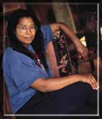 Alice Walker in Blue Picture
