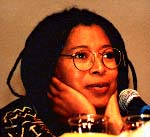 Alice Walker in Meditation Picture
